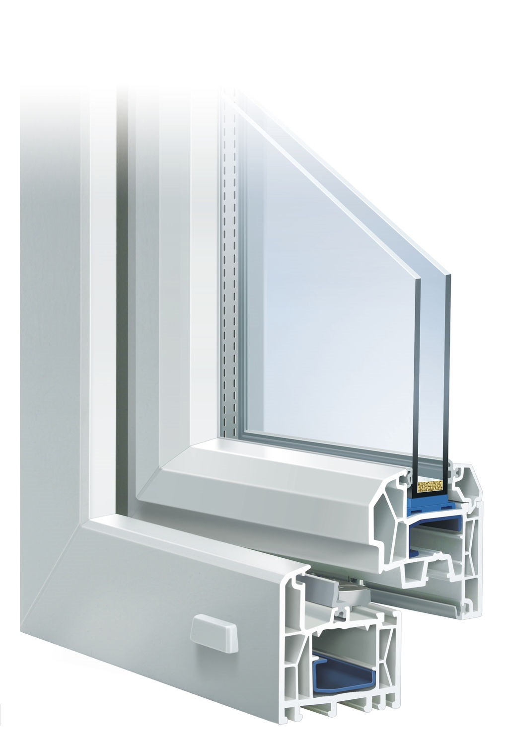 pvc double glazed - Galvēna