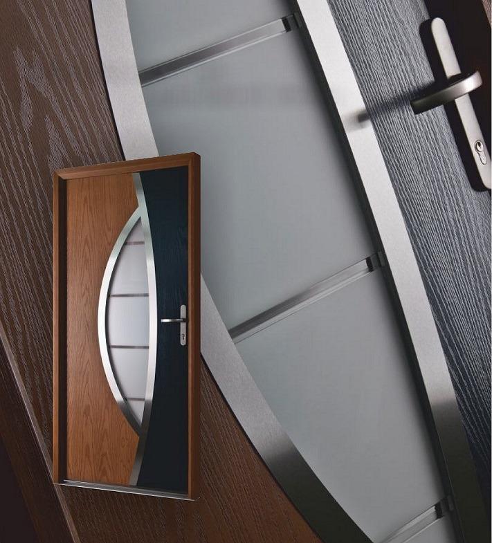 Kompozīta durvis
